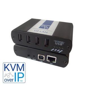 U2-LAN-04 USB sur IP