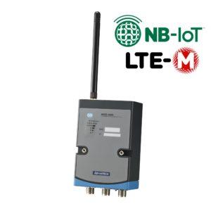 Capteur et entrées/sorties sur LTE-M et NB-IOT