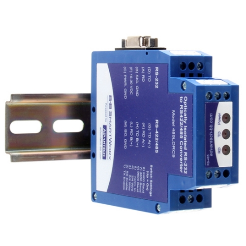 BB-485LRDC9 Convertisseur RS-232 RS-422/485