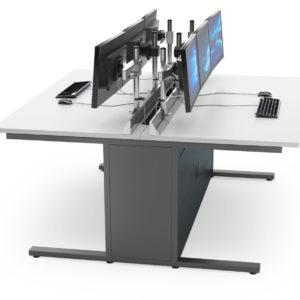 EGIC'DESK S.2 Mobilier pour salles de marchés benchs