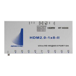 HDM2.0-1x8-II Splitter HDMI 2.0 1x8