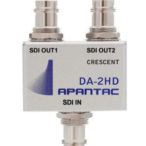 DA-2HD Splitter SDI 1x2