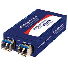 Convertisseur Fibre optique SFP