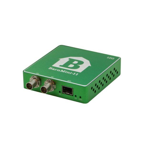 BarnMini-11 Convertisseur 12G-SDI vers fibre optique