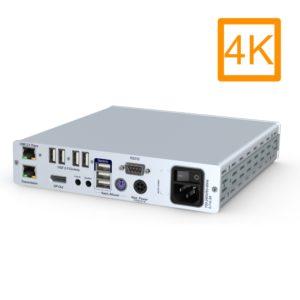 Déport KVM DisplayPort 4K