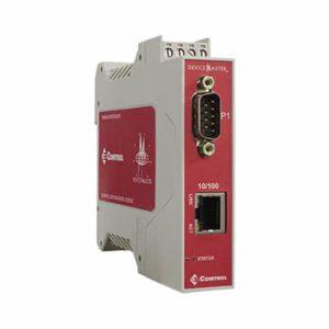 Passerelle Modbus 1 port RS-232/422/485 1x Ethernet