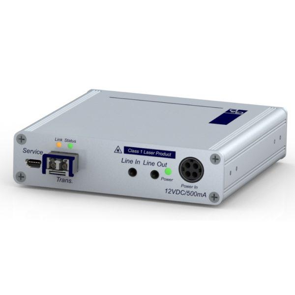Emetteur KVM DVI VGA sur fibre optique
