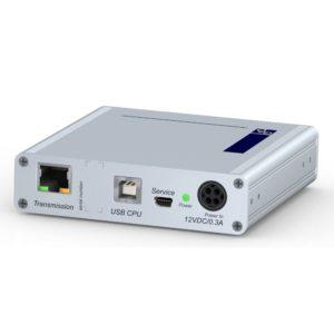Emetteur KVM USB 2.0 et RS-232
