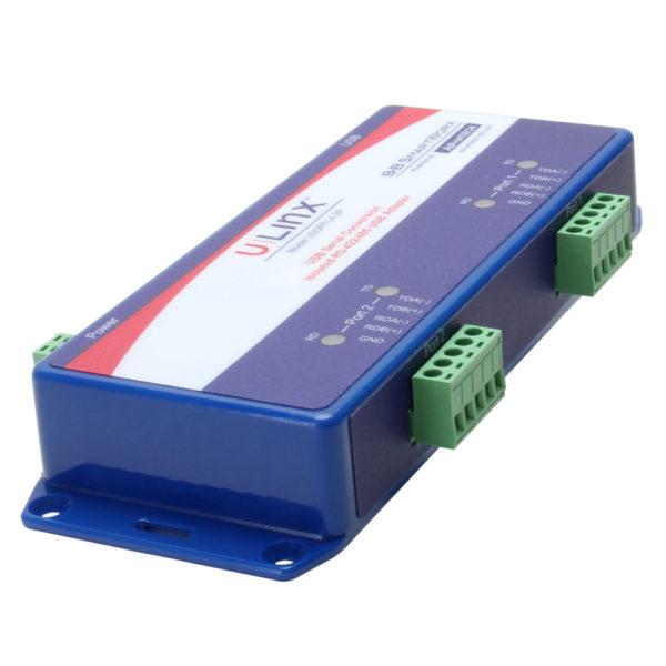 Convertisseur USB 2 ports RS-422/485 Modbus