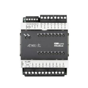 Entrées/Sorties sur Ethernet