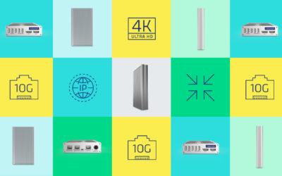 VisionXS – plus petit, plus compact, plus puissant