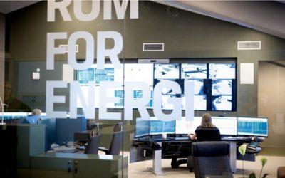 TronderEnergi, une salle de contrôle ultra moderne